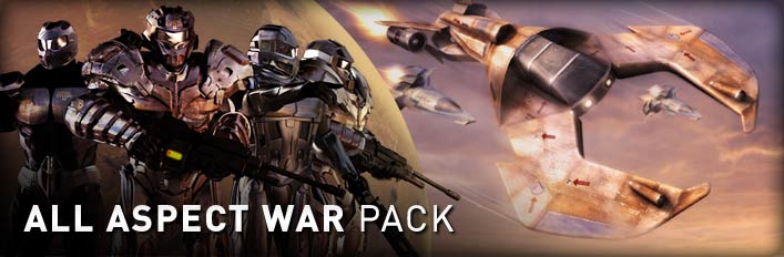 All Aspect War Pack
