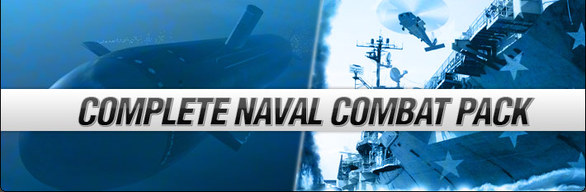Complete Naval Combat Pack