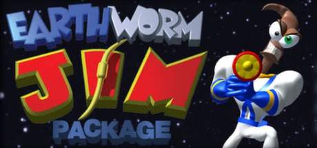 Earthworm Jim Collection