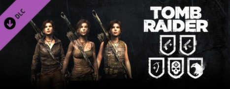 Tomb Raider: Adventure Pack