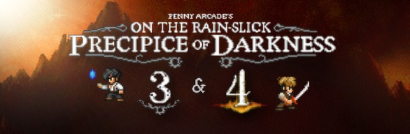 Penny Arcade's On the Rain-Slick Precipice of Darkness 3 and 4 Bundle