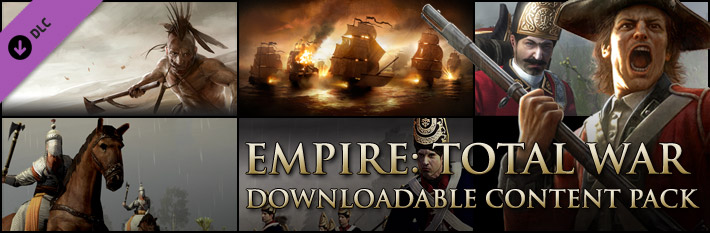 Empire: Total War™ - Downloadable Content Pack