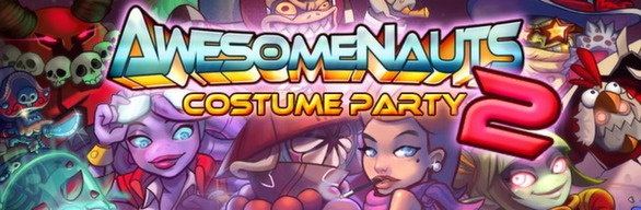 Awesomenauts - Costume Party 2 DLC Bundle