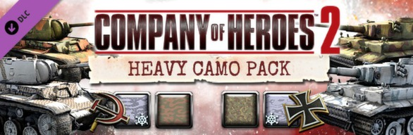 Company of Heroes 2 - Heavy Bundle DLC