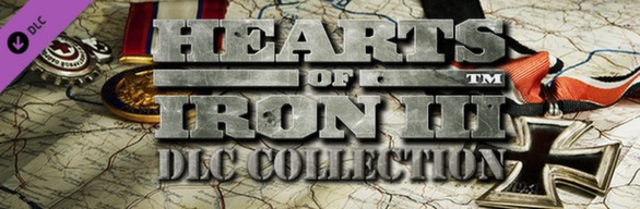 Hearts of Iron 3 DLC Collection