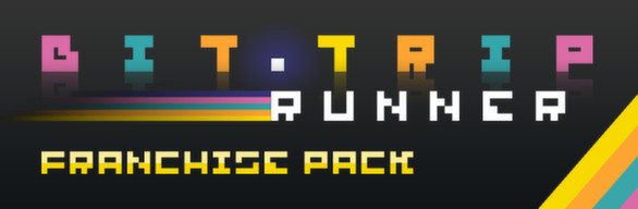 Bit.Trip.Runner Franchise Pack