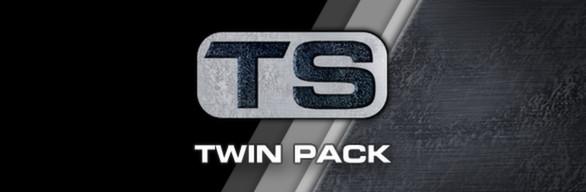 Train Simulator: Pacific Surfliner LA + ES44DC BNSF Twin Pack