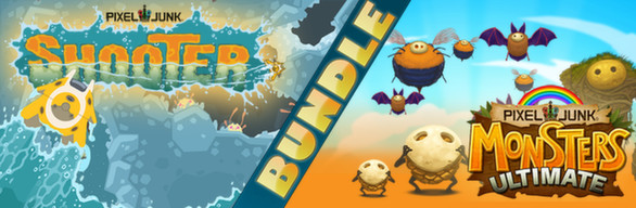 PixelJunk™ Monsters Ultimate + Shooter Bundle