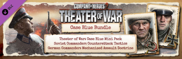 Company of Heroes 2 - Case Blue Bundle