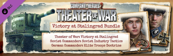 Company of Heroes 2 - Victory at Stalingrad Bundle