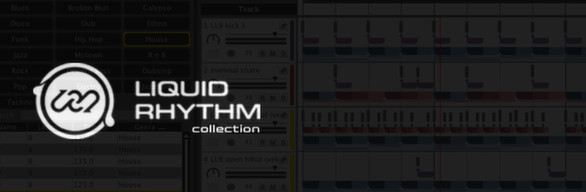 Liquid Rhythm Collection