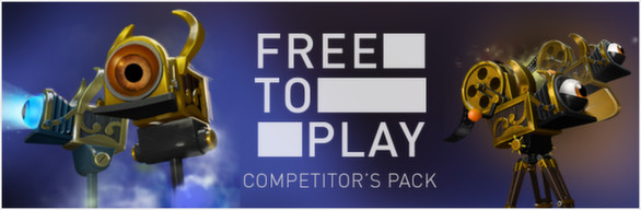 Free to Play - Competitor's Pack