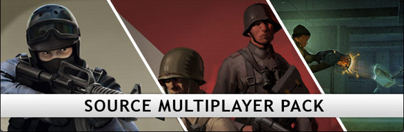 Source Multiplayer Pack