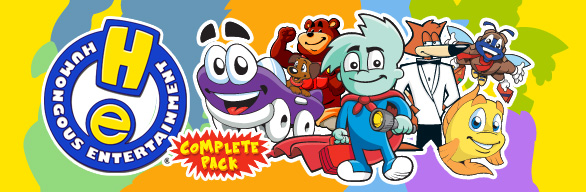 Humongous Entertainment Complete Pack