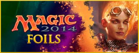 Magic 2014 - GOLD FOILS