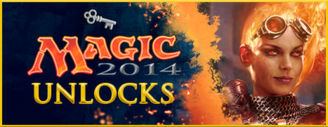 Magic 2014 - GOLD DECK UNLOCKS