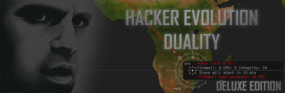 Hacker Evolution Duality Deluxe Edition
