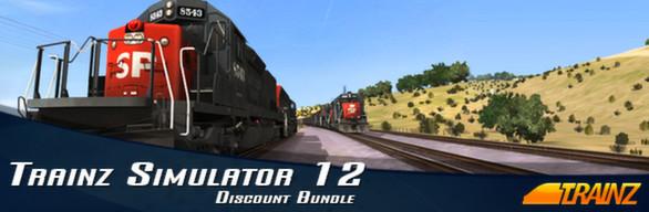 Trainz Simulator: All Aboard For DLC Bundle