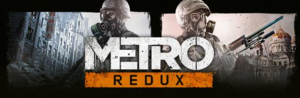 Metro Redux Complete Pack