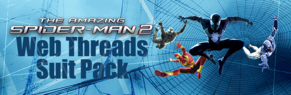 The Amazing Spider-Man 2 Web Threads Suit DLC Bundle