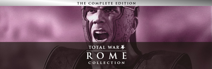 "Rome: Total Warâ""¢ Collection"