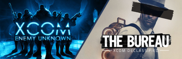 Гифт XCOM: Enemy Unknown + The Bureau: XCOM Declassified