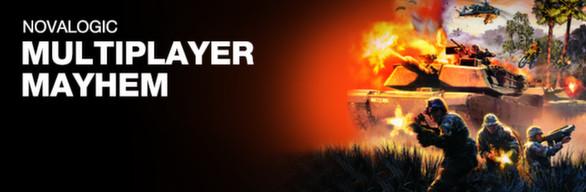 NovaLogic Multiplayer Mayhem