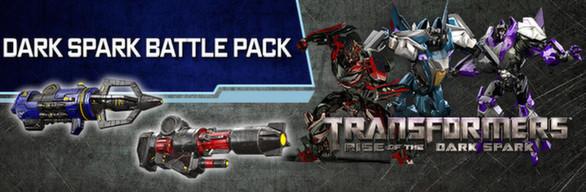 TRANSFORMERS: Dark Spark Battle Pack