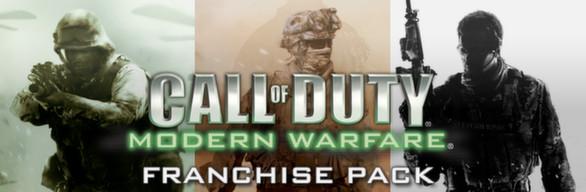 Call of Duty: Modern Warfare Franchise Bundle