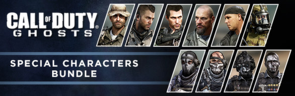 Call of Duty Ghost Character Call of Duty Ghosts Character