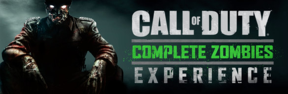 Call of Duty Complete Zombies Experience