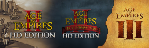 Age of Empires Legacy Pack