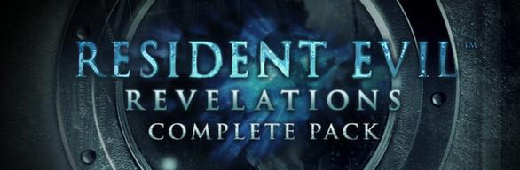 Resident Evil Revelations  - Complete Pack
