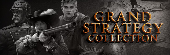 Paradox Grand Strategy Collection