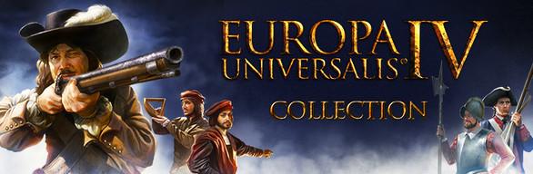 Europa Universalis IV Collection (Sept 2014)