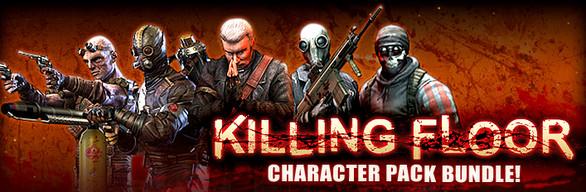 Killing Floor   Character Pack Bundle