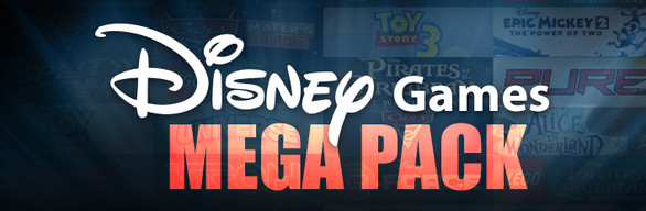 Disney Mega Pack