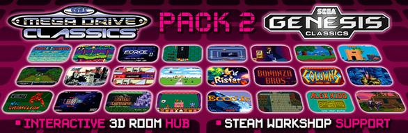 SEGA Genesis Classics Pack 2