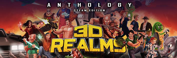 3D Realms Anthology - Steam Edition Header