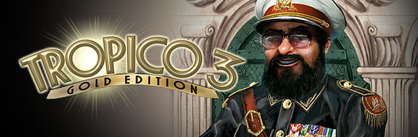 Descarga Tropico 3 Gratis para Steam CD key Header_586x192