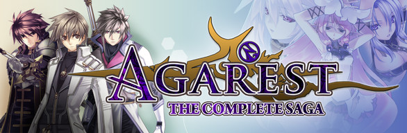 Agarest: The Complete Saga