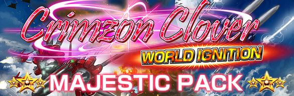 Crimzon Clover WORLD IGNITION - Majestic Pack