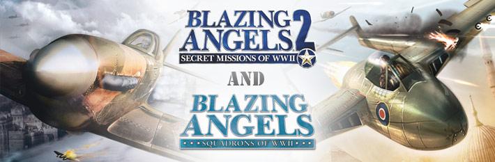Blazing Angels® Pack