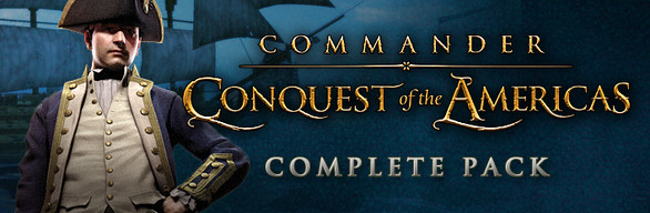 Commander: Conquest of the Americas Complete Pack