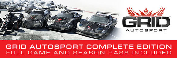 GRID Autosport Complete
