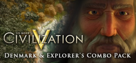 Civilization V: Denmark and Explorer's Combo Pack