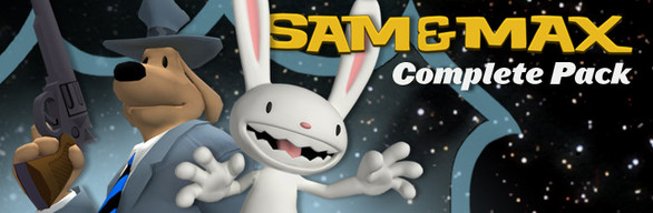 Sam and Max Complete Pack