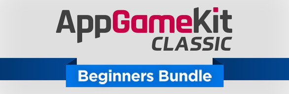 App Game Kit - Beginners Bundle