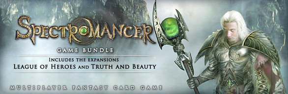 Spectromancer + League of Heroes + Truth and Beauty Bundle