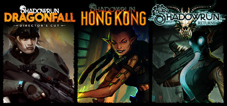 Shadowrun Triple Pack